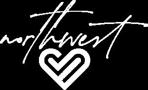 nw love logo white